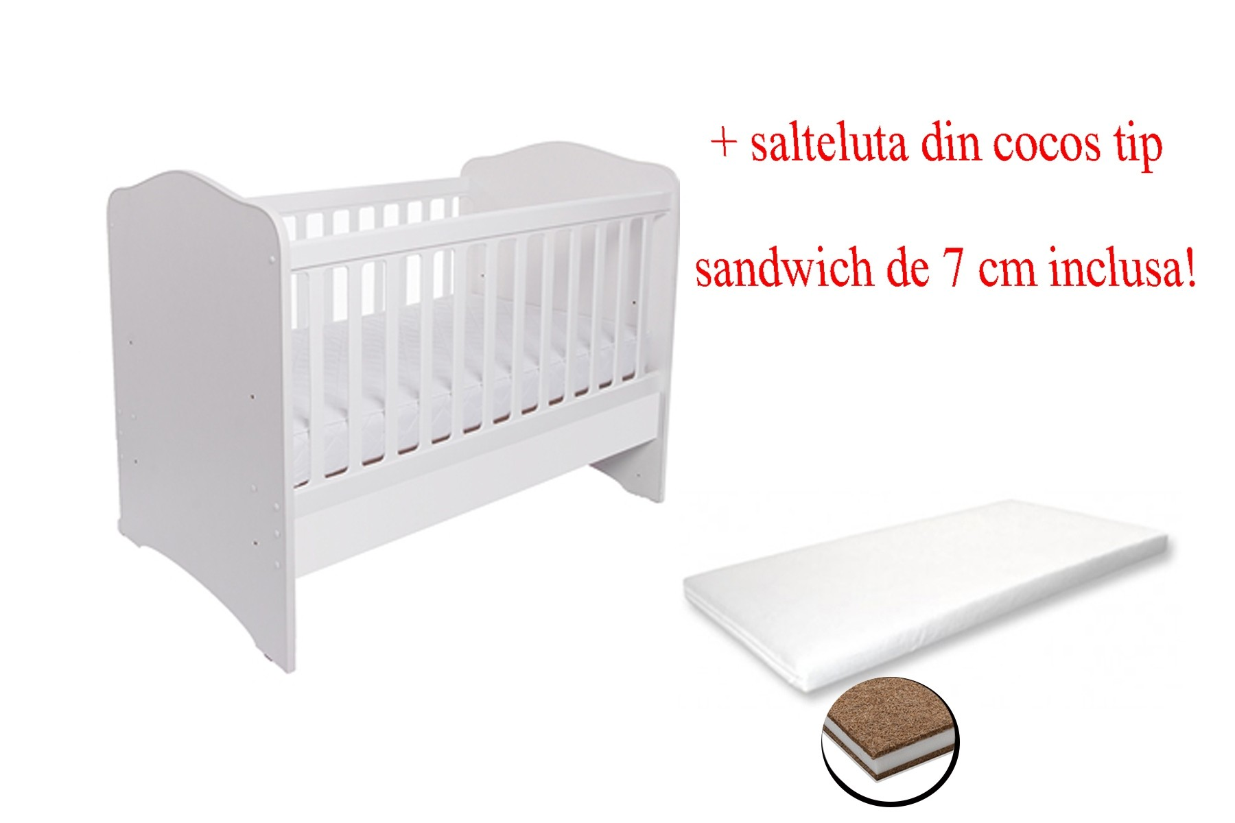 PAT DIANA FARA SERTAR SI SALTEA COCOS SANDWICH