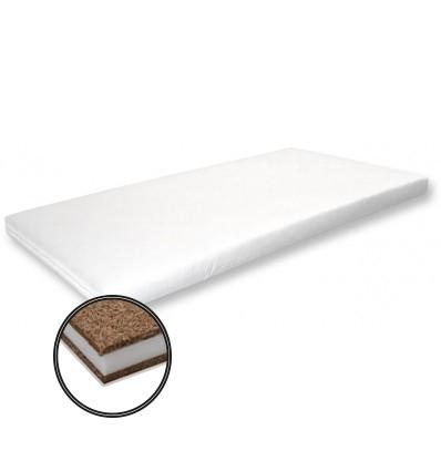 Saltea din cocos tip sandwich 120x60x7 cm